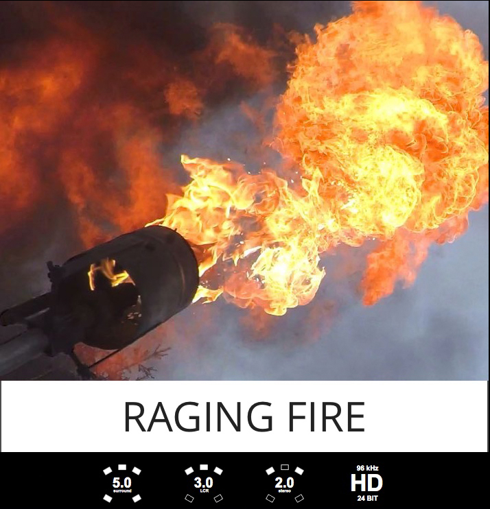 tonsturm raging fire