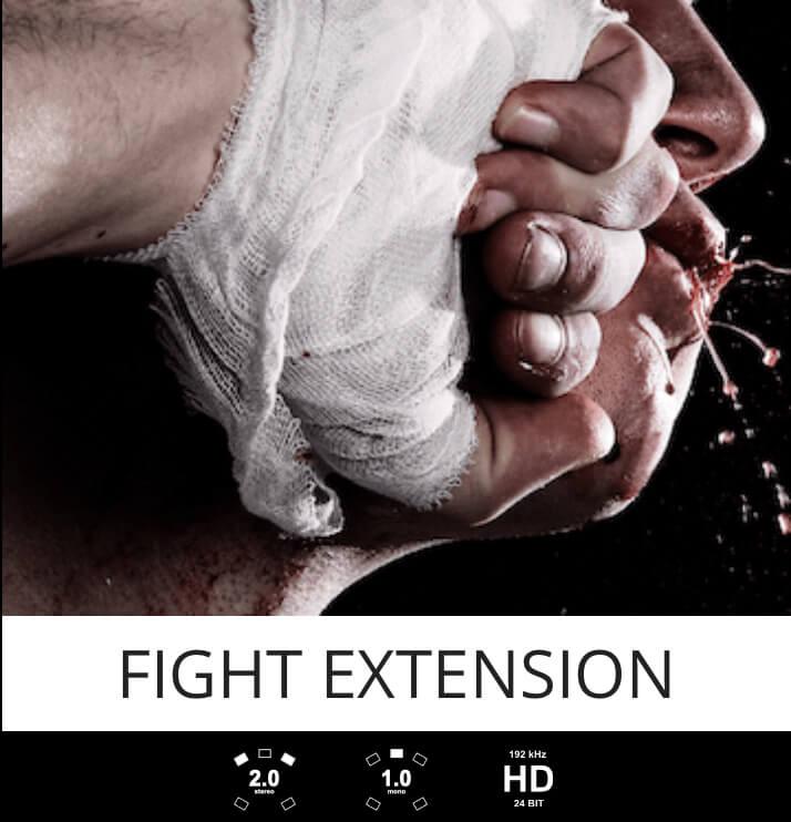 tonsturm Fight Extension