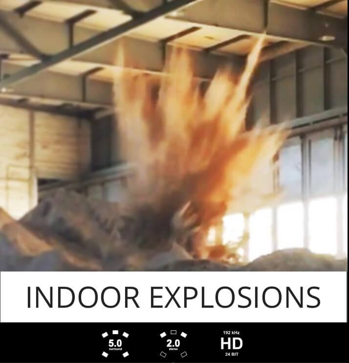 tonsturm Indoor Explosions