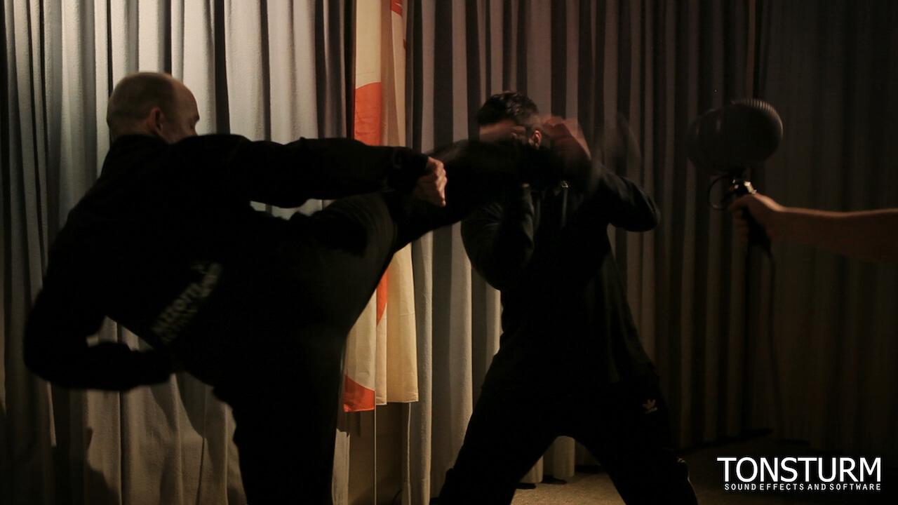 The Fight | TONSTURM