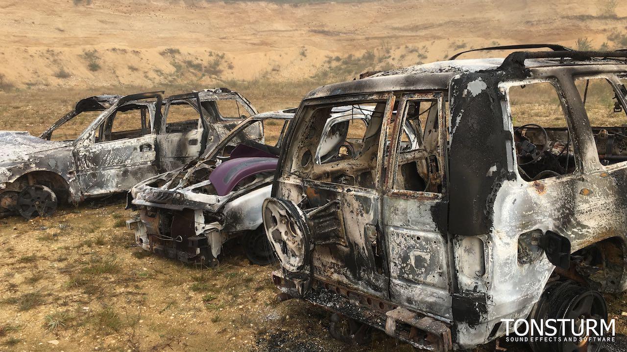 Car Explosions | TONSTURM
