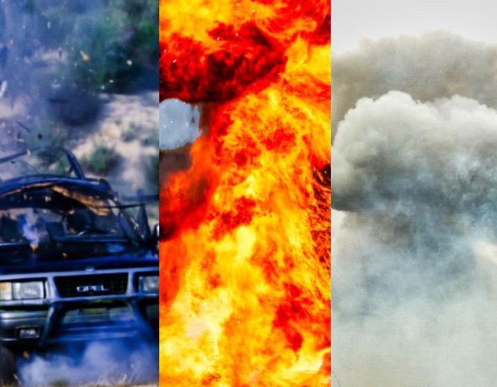tonsturm car explosions